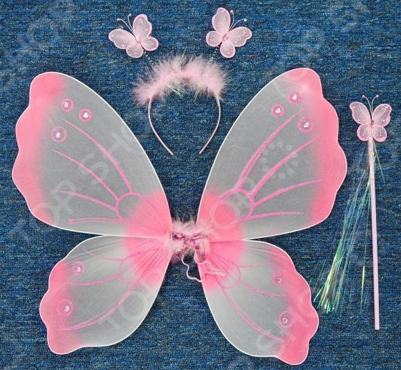 Новогодние бабочки своими руками фото